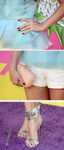 Selena Gomez Fashion .Kids Choice Awards, 2013