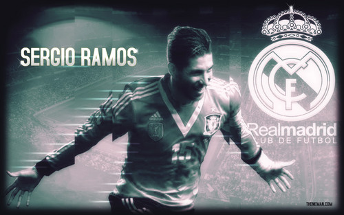 Sergio Ramos wallpaper probably containing a concert and a sign titled Sergio Ramos