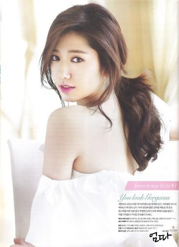 Shin hye wedding photoshoot