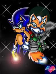Sonic and Fox, kick asno