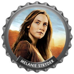 Special Edition pop Cap for Melanie Stryder