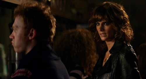 Stana Katic in CBGB