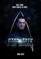 Star Trek Into Darkness poster - star-trek fan art