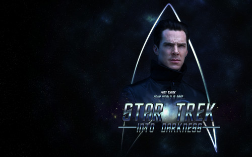 سٹار, ستارہ Trek Into Darkness پیپر وال