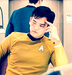 Sulu - star-trek-2009 icon