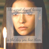 The Vampire Diaries photo titled TVD - favourite quotes