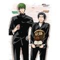 Takao and Midorima
