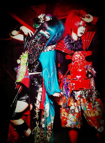 Takemasa and Mitsuki
