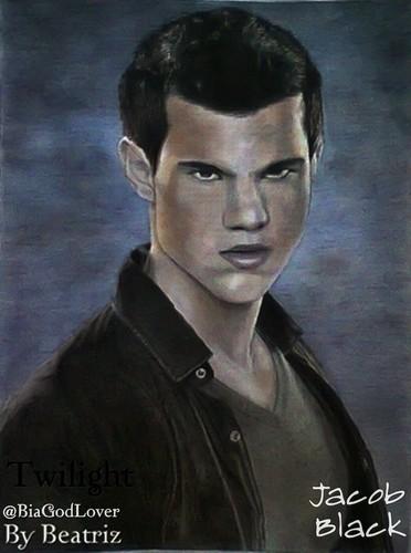 Taylor Lautner-Jacob Black-Twilight