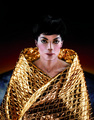 The Gold Cape - michael-jackson photo