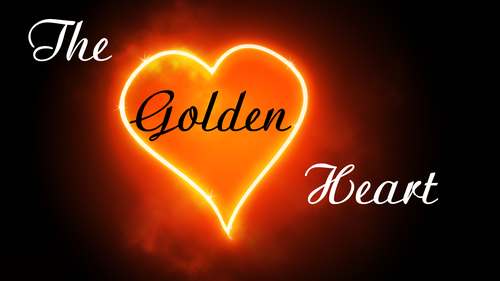 The Golden hart-, hart