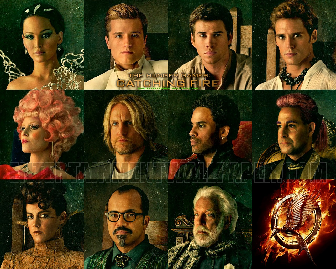 Hunger Games Catching Fire Movie