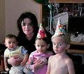 The Jackson Family Back In 2003 - michael-jackson photo