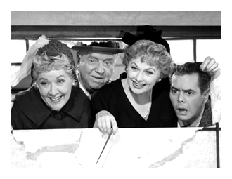 The Lucy-Desi Comedy گھنٹہ