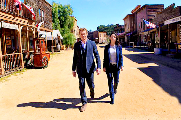 """The Mentalist- 5x19 """"Red Letter Day""""- Promotional Pictures"""