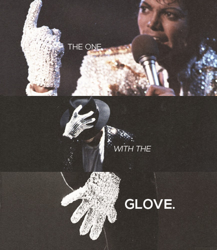 The One With The glove, glovu