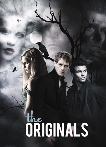 The Originals پیپر وال possibly containing a business suit, a well dressed person, and a portrait entitled The Originals series fanmade