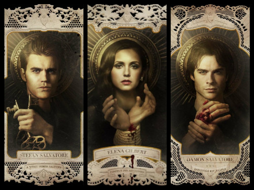 The Vampire Diaries Staffel 4