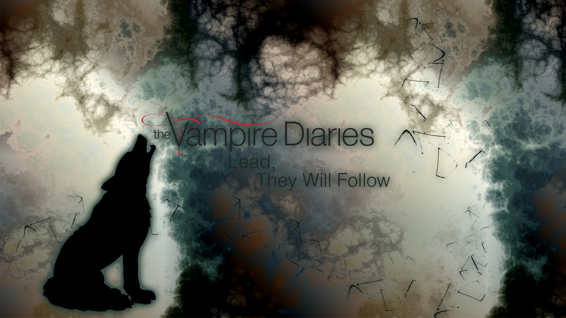 The Vampire Diaries hình nền Series