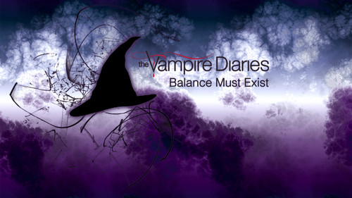 The Vampire Diaries fond d'écran Series
