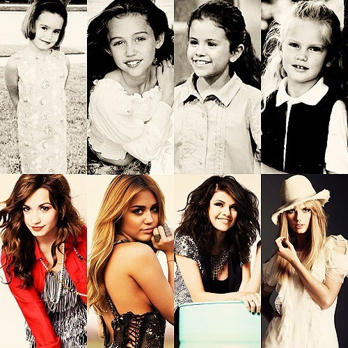 The mind blowing celebs <3