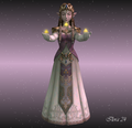 The princess of the destiny. - the-legend-of-zelda photo