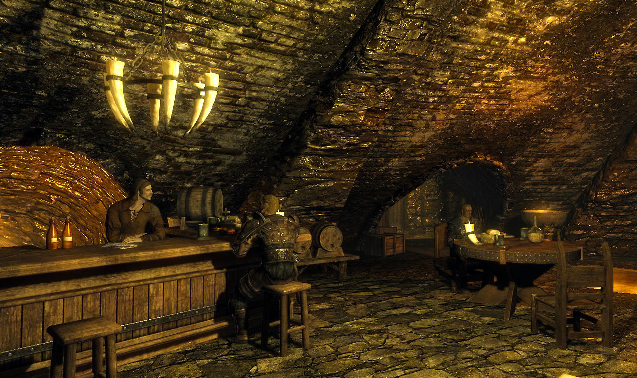 Elder Scrolls V Skyrim Images Thieves Guild Hd Wallpaper And