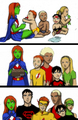 Throught Time... - young-justice photo