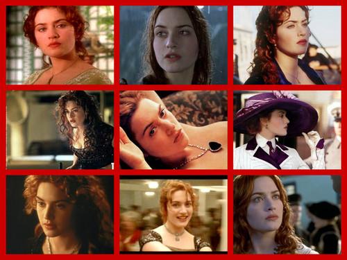 টাইটানিক Characters: Rose DeWitt Bukater