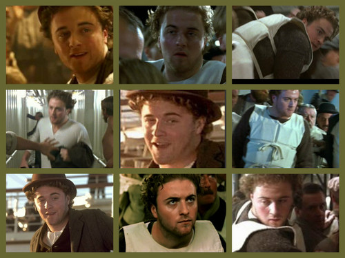 titanic Characters: Tommy Ryan