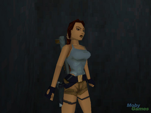 Tomb Raider wallpaper called Tomb Raider II screenshot