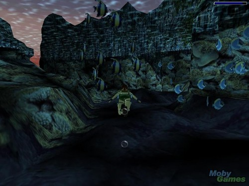 Tomb Raider III screenshot