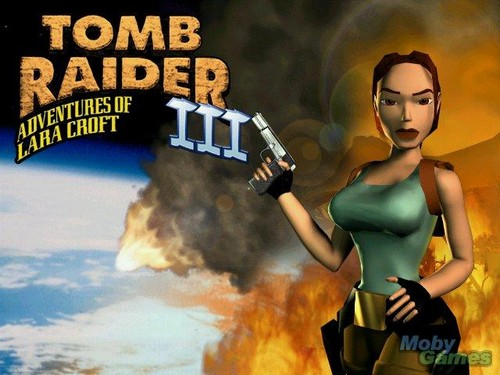 Tomb Raider wallpaper titled Tomb Raider III screenshot