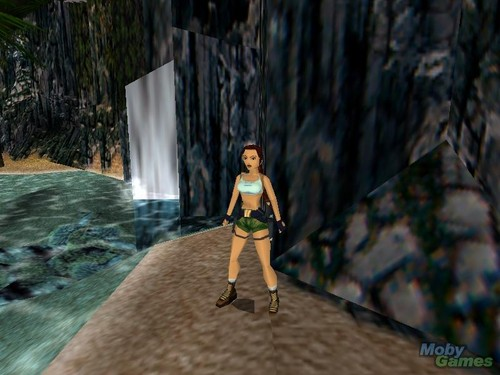 Tomb Raider wallpaper probably with an alpinist entitled Tomb Raider III screenshot