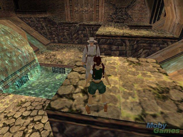 Tomb Raider: The Last Revelation screenshot
