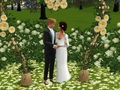 Twilight-Themed Wedding - the-sims-3 photo