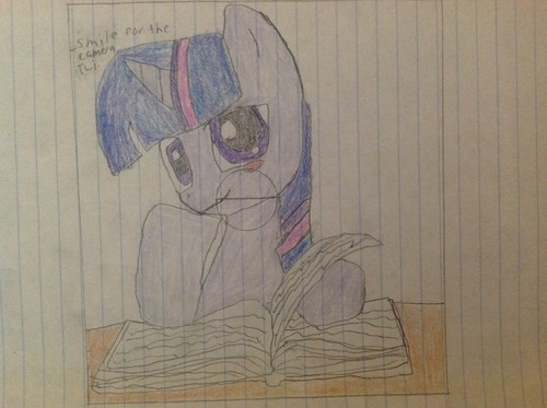 Twilight and Rift in school