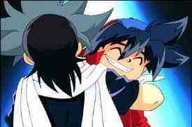 beyblade images tyson and kai wallpaper and background photos 34080600