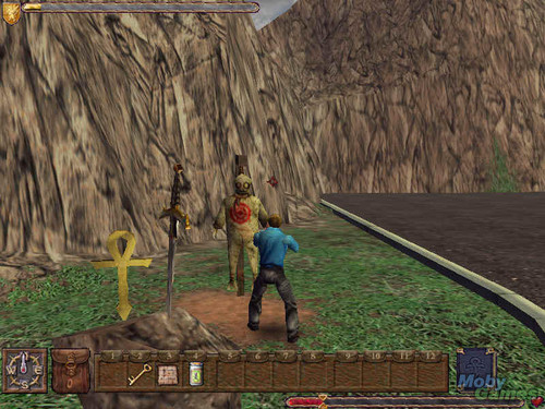 Ultima IX: Ascension screenshot