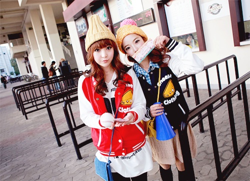 Ulzzang with friends~ ^.^ <3