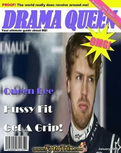 Vettel Funny Pics