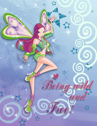 Winx club roxy believix\Винкс клуб Рокси биливикс