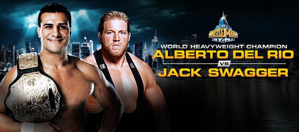 WWE Jack Swagger