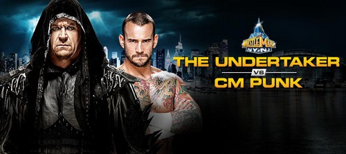Wrestlemania 29:The Undertaker vs CM Punk