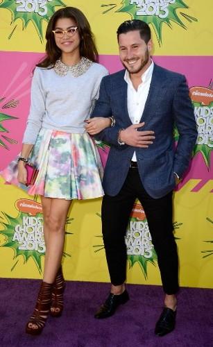 Zendaya-Kids' Choice Awards 2013