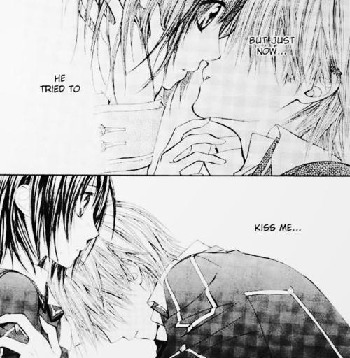 Vampire Knight - Yuki + Zero images Zero+Yuuki wallpaper ...