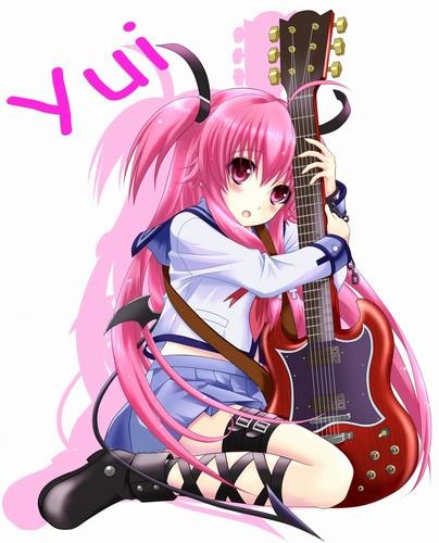 アニメ girl ギター