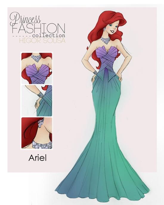 Disney Princess Ariel Wedding Dress Up Games - Mother Of The Bride ...