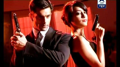 Qubool Hai Asad and Zoya