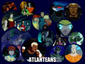 atlanteans - young-justice fan art